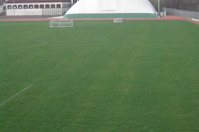 Etalon Sportiskola - utána