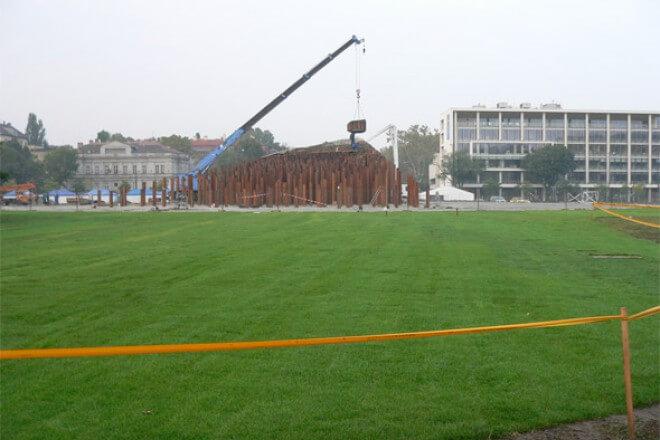 56-os emlékmű, Budapest